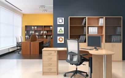 Большой выбор столов различных размеров и конфигураций.
