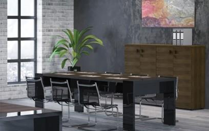 Все детали кабинета спроектированы так, чтобы вы могли получить максимальную эффективность рабочего пространства.