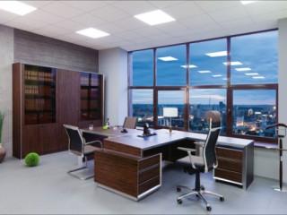 Кабинет «V2» - это великолепное решение для интерьера кабинета руководителя.